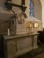 Image for Lady Elizabeth D'Aeth monument - St Clement's - Knowlton, Kent