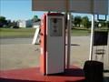 Image for Pair of Texaco gas pumps - Davenport, OK