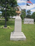 Image for Bust of Washington - Parish, NY