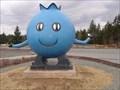 Image for Giant Blue Berry, Oxford Nova Scotia
