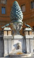 Image for Pine Cone  -  Vatican City State