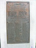 Image for 1914-1918 Memorial - Coaticook Cenotaph - Coaticook, Québec