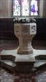 Image for Baptism Font - St. John the Evangelist - Bath, Somerset