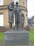 Image for Miners Memorial, National Union Mineworkers, Barnsley.