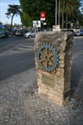 Image for Welcome plaques, Loures, Portugal