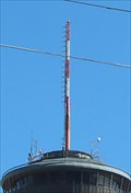 Image for Tower of the Americas FM Radio Antenna -- San Antonio TX USA