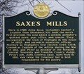 Image for Saxe's Mills - Highgate