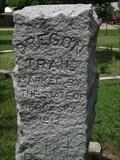 Image for Oregon Trail Marker - Ogallala, Nebraska