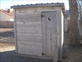 Image for Lincoln Home/Pueblo Colored Orphanage outhouse