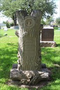 Image for Jas. Turnbow - Dido Cemetery - Dido, TX