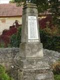 Image for Pomnik obetem 1. svetove valky - Vavrinec, Czech Republic