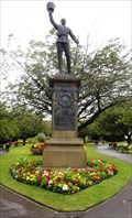 Image for 2nd Boer War Memorial – Bury, UK