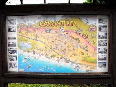 Carpinteria Map Carpinteria California You Are Here Maps On