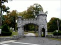 Image for Hillcrest Cemetery Gateway Arch  - Monson, MA