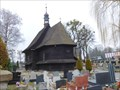 Image for The cemetery around Church of st. Barbara - Strzelce Opolskie. Poland