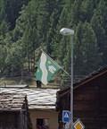 Image for Municipal Flag - Saas-Grund, VS, Switzerland