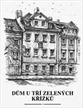 Image for The house 'Dum U Trí zelených krížku'  by  Karel Stolar - Prague, Czech Republic