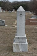 Image for A.F. Simpson - Round Grove Cemetery - Erath County, TX