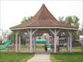 Image for Heyworth, Illinois, gazebo.