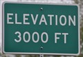 Image for Spirit Lake Memorial Highway ~ Elevation 3000 Feet
