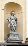 Image for Immaculata - Church of St. Michael / Kostel Sv. Michala (Olomouc, Central Moravia)