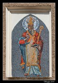 Image for St Nicolas Mosaics - St Nicolas' Church, Benesov, Czech Republic