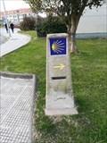 Image for Camino Santiago Sabarís - Baiona, Pontevedra, Galicia, España