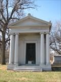 Image for Cupples Mausoleum - Bellefontaine Cemetery - St. Louis, Missouri