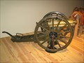 Image for Vickers-Maxim 2.95-inch Mountain Gun - Field Artillery Museum - Fort Sill, Oklahoma