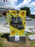 Image for David Ruggles, UGRR, Tree and Bees - Northampton, MA