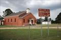 Image for Mt. Gillard Baptist Church -- Lowndes Co. AL