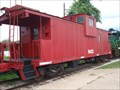Image for unmarked caboose #9422 - Indiana Railway Museum, French Lick