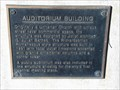 Image for Auditorium Building - Joliet, IL
