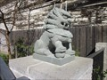 Image for Chinese guardian lions - Locke, CA