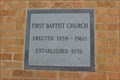 Image for 1959-1960 - First Baptist Church of Weatherford - Weatherford, TX