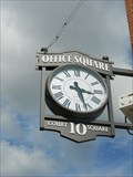 Image for 10 Court Square Clock - West Plains, Mo.