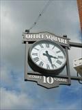 Image for 10 Court Square Clock - West Plains, Mo.