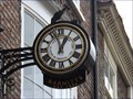 Image for Barnitt's Clock - Colliergate, York, UK