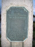 Image for THE SULLIVAN EXPEDITION AGAINST THE IROQUOIS INDIANS 1779 - PLAQUE