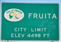 Image for Fruita ~ Elevation 4498 Feet