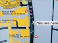 Image for You Are Here - Mile End Road, London, UK