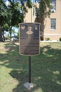 Image for 1Lt. Robert L. Hite, USAAF -- Ouachita County Courthouse, Camden AR