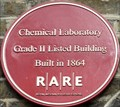 Image for Chemical Laboratory - 1864 - Royal Arsenal, Woolwich, London, UK
