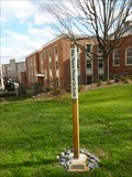 Image for Congregational Church Peace Pole - West Hartford, CT