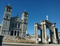 Image for Basilica Cathedral of St. John the Baptist Entrance Archway – St. John's, Newfoundland