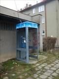 Image for telefon v ulici Na Havránce, Praha - Modrany, Czech republic