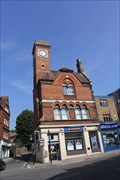 Image for Old Fire Station 1 -- Hamstead High Street, Hampstead, London, UK