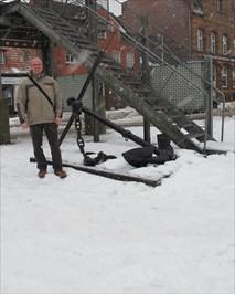 hui war da kalt, danach hat auch gleich der Akku der Kamera gestreikt.