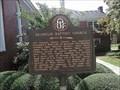 Image for Franklin Baptist Church - GHM 074-3 - Heard Co., GA
