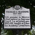 Image for Thomas C. Manning, Marker A-67